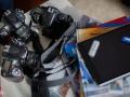 nldazuu 50 mm. challenge: weer 3 camera\'s voorzien van de 50 mm.