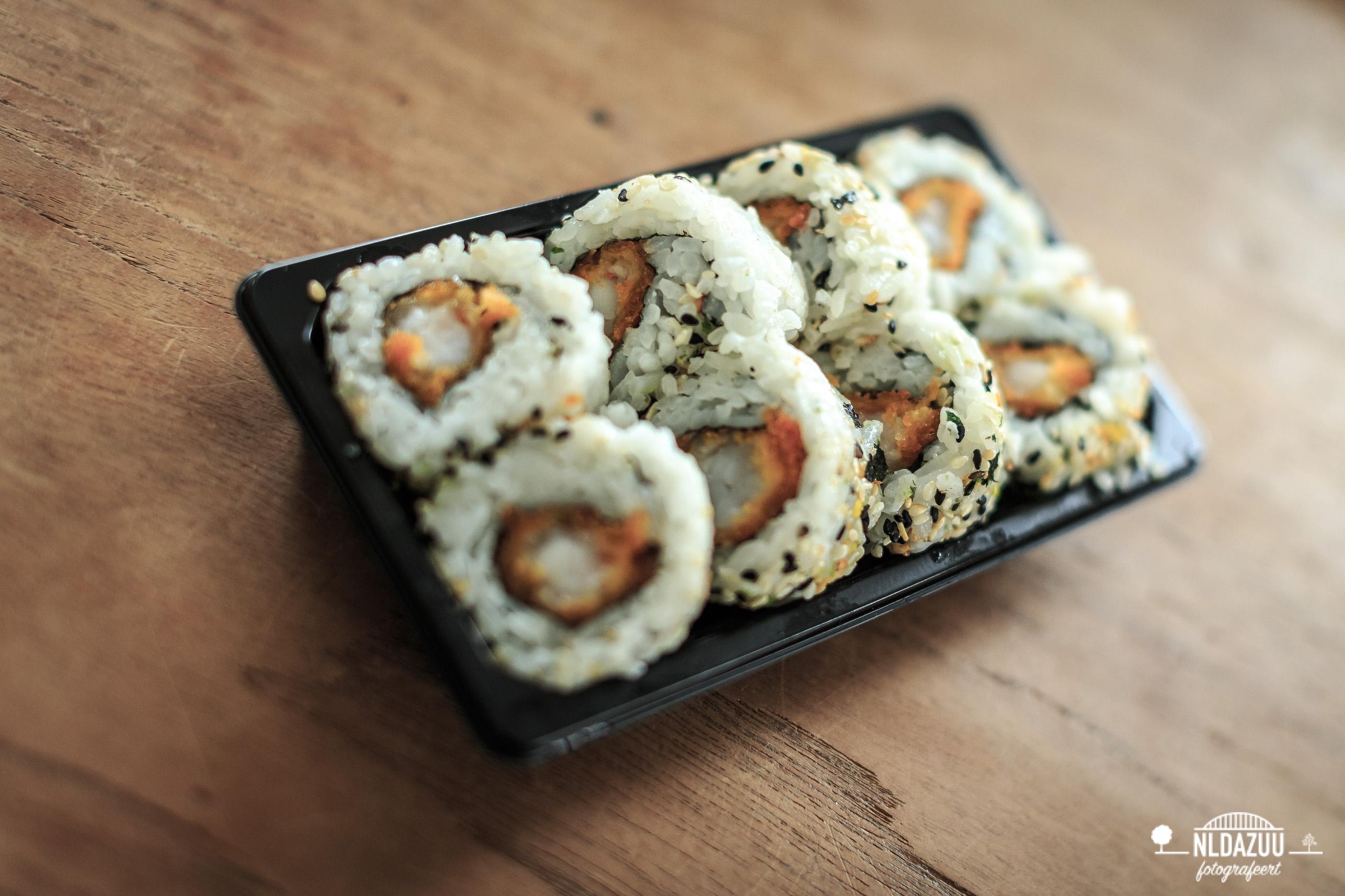 Dag 36 nldazuu 50 mm. challenge: Sushi