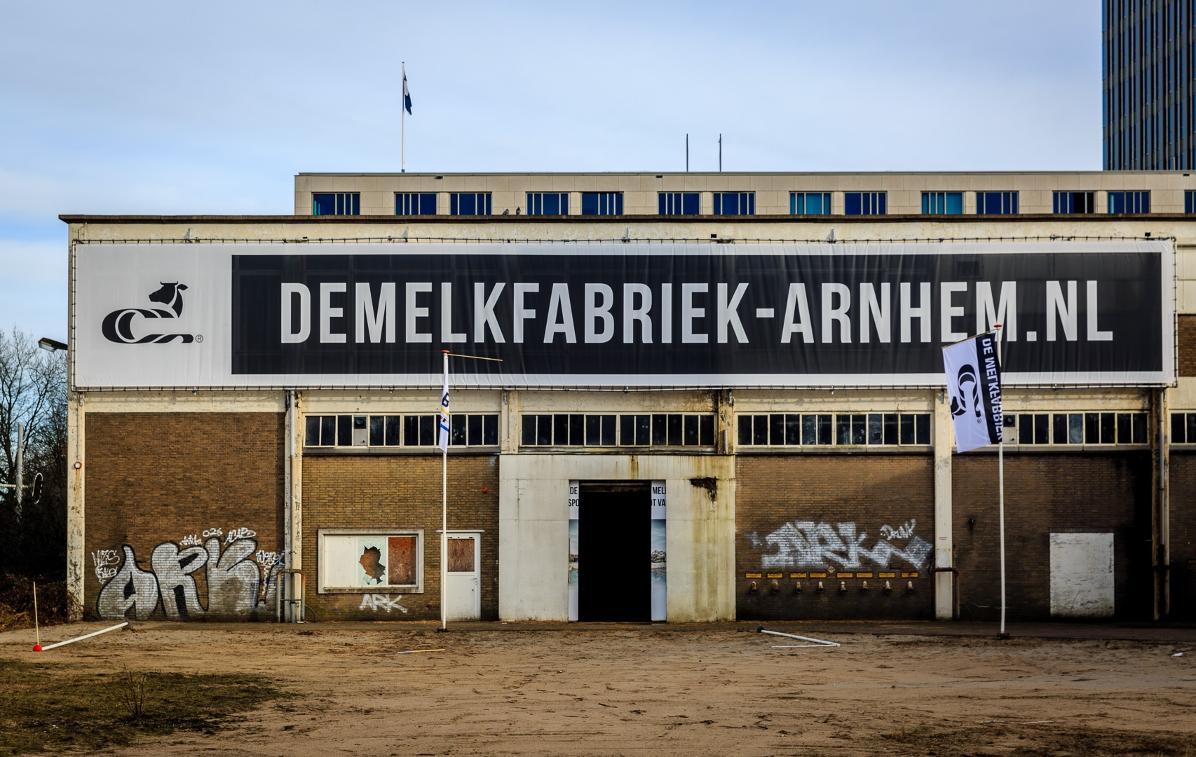 de Melkfabriek Arnhem