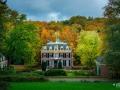Huis Zypendaal herfst paleis