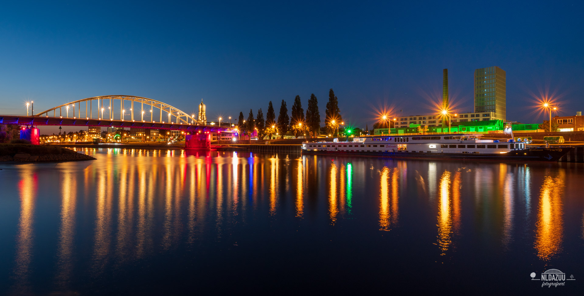 Blue hour & avondfotografie