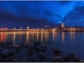 Kampen blue hour fotografie dave zuuring