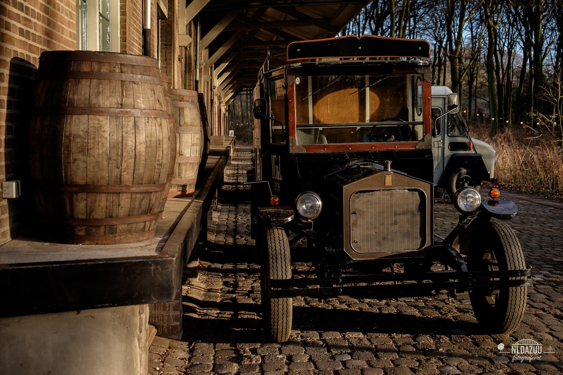 Thema transport in het openlucht museum, Van Gend & Loos
