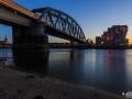 blue hour de Snelbinder Nijmegen