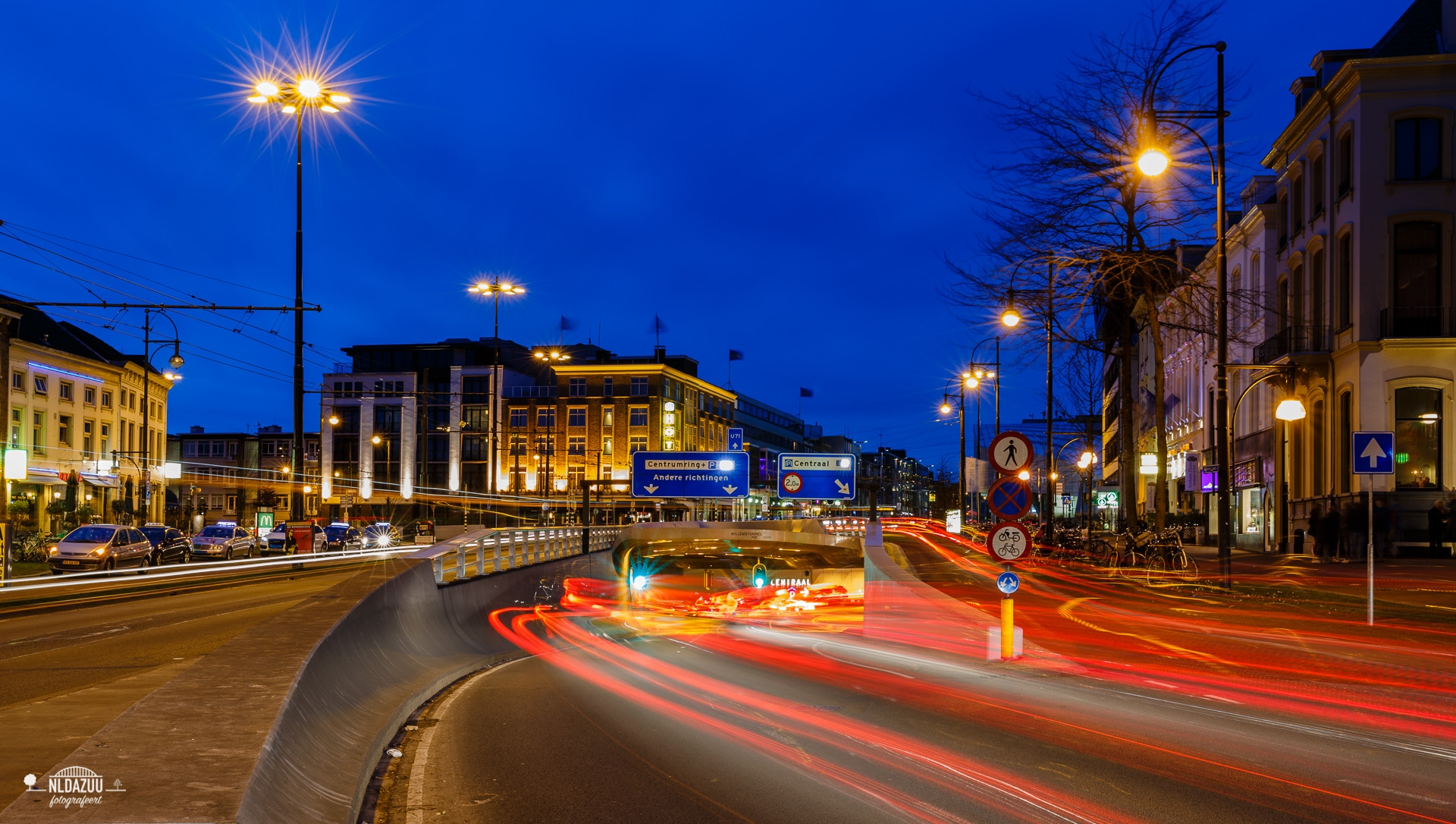 Willemstunnel Arnhem