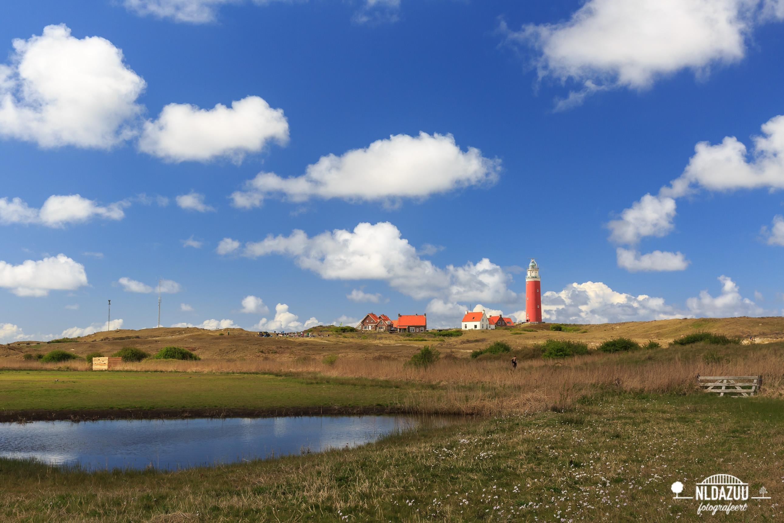 Texel, noordkaap van het eiland