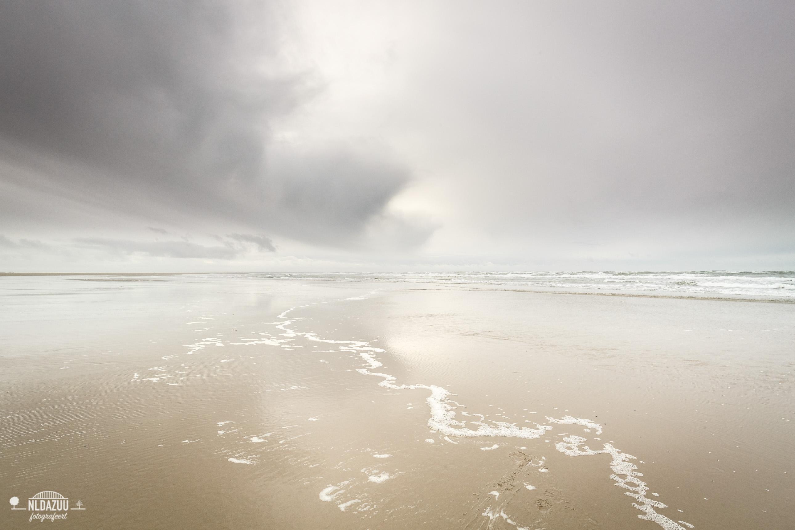 Het Terschellinger strand