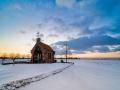 ***Winterse sunset bij het kapelletje op de heuvel*** gisteren werd ik door @DutchDroneViews genomineerd om een #sunset te delen. Nu moet ik eerlijk bekennen meer #bluehour te hebben gedaan dit jaar, maar ik was mijn hele serie winter eigenlijk vergeten door werk en andere besognes....dus kijk wat ik vond...