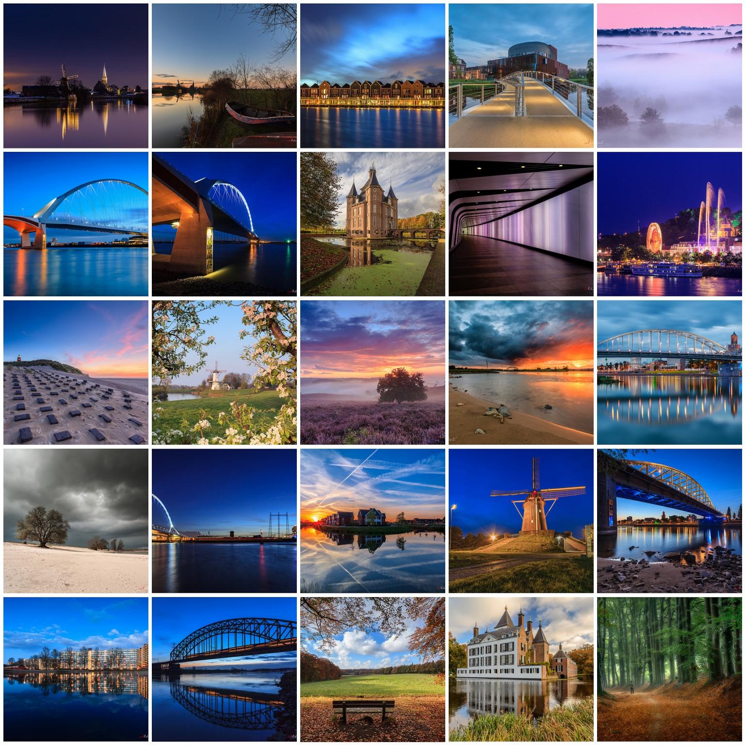Terugkijken op 2014, 3x alleen op pad, blue hour, London, Broadway op Texel en 700 foto's