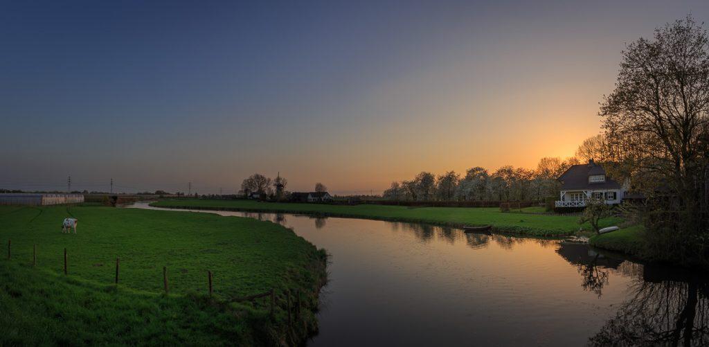 kersenhoogstamboorgaard Zoelen, panorama