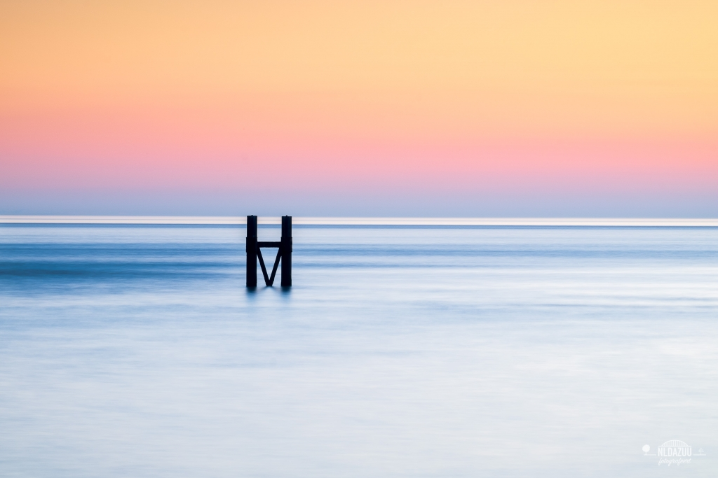 Zeeland, Long exposure fotografie