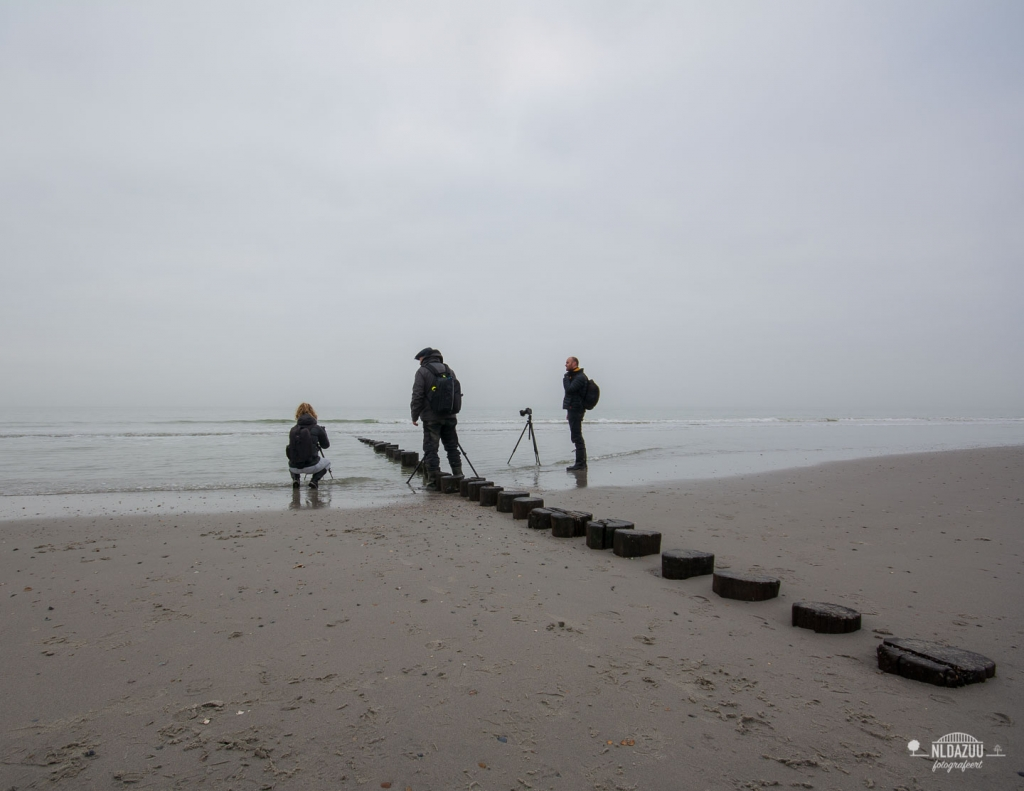 Behind the scenes fotograferen in Zeeland