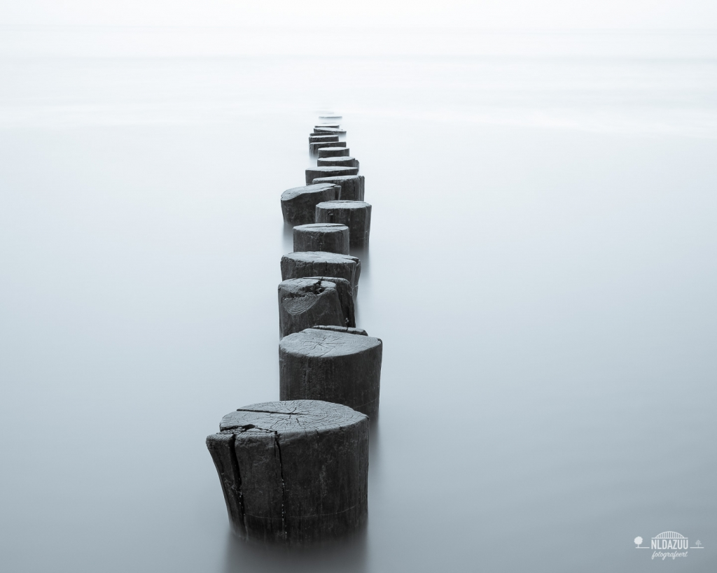 Zen, lange sluitertijd, long exposure, 6-stops filter, zeelandschap, Benro
