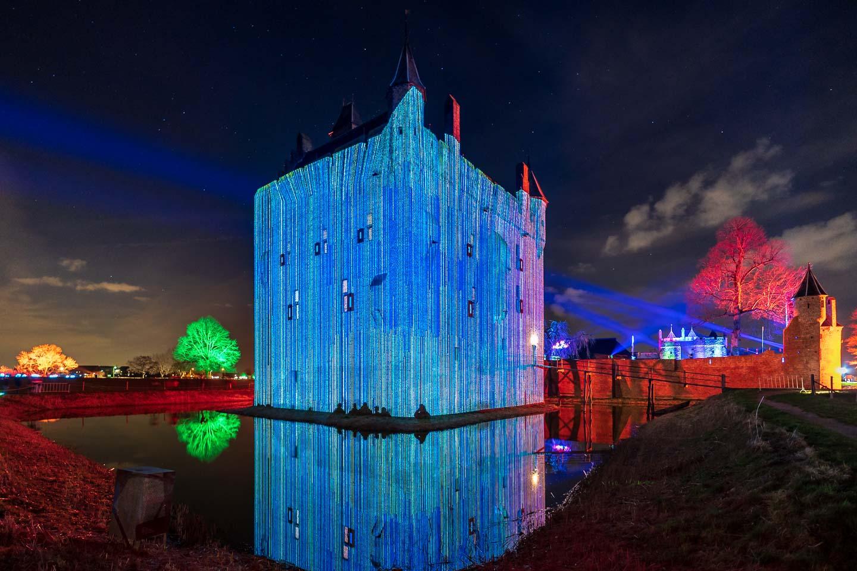 Lichtfestival Doornenburg