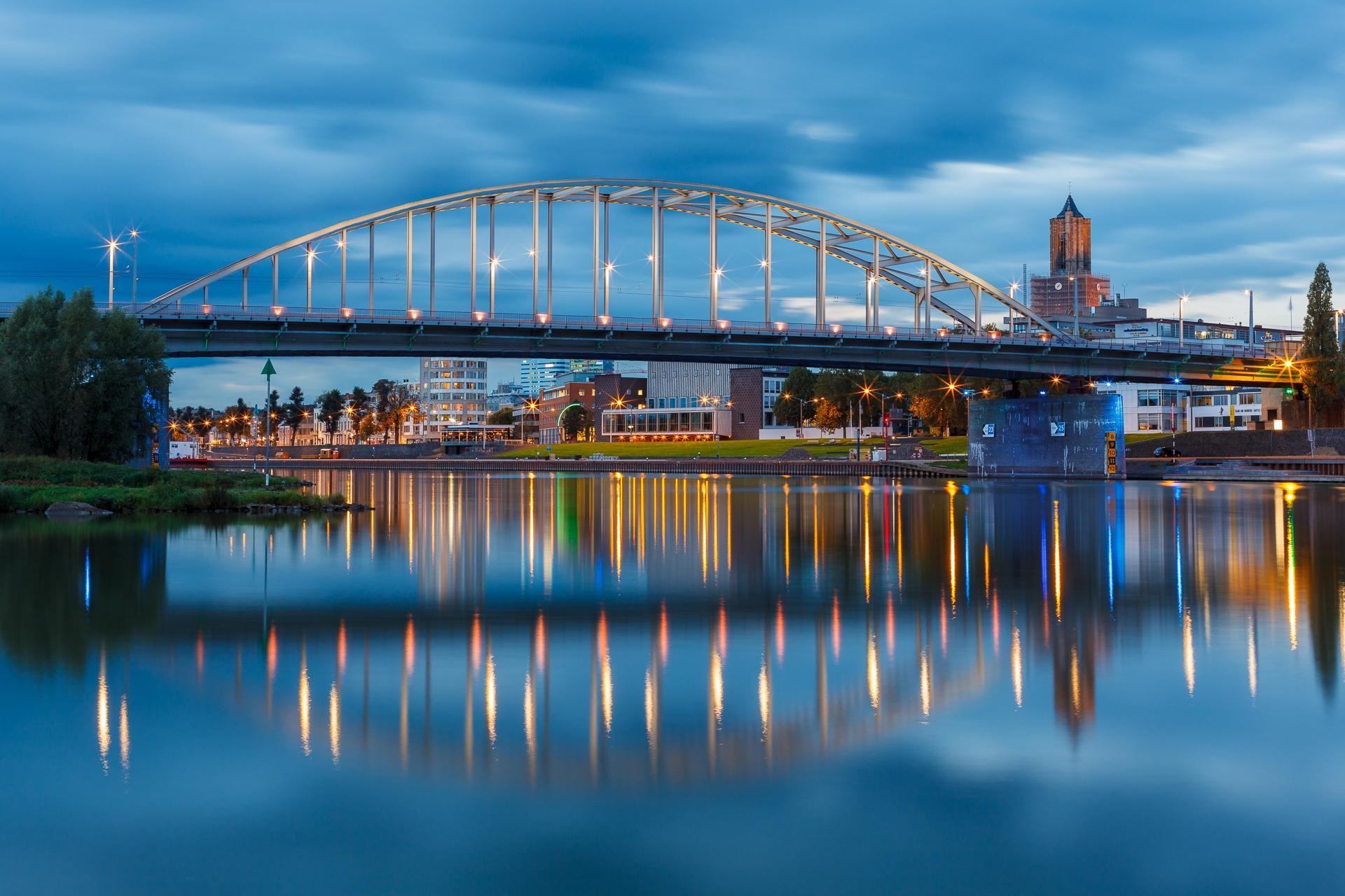 Arnhem oude brug