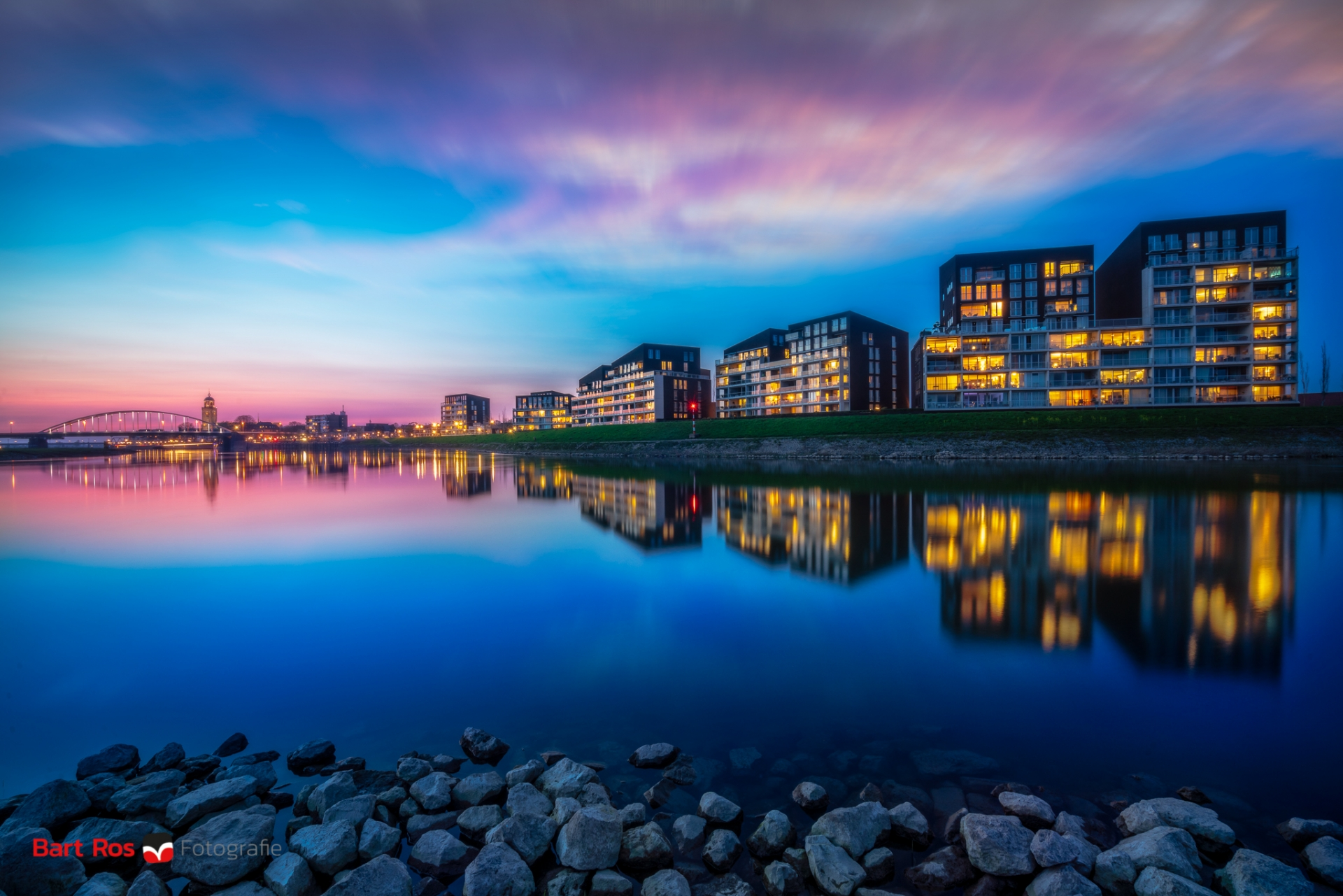 Bart Ros kleurrijk fotograaf Deventer