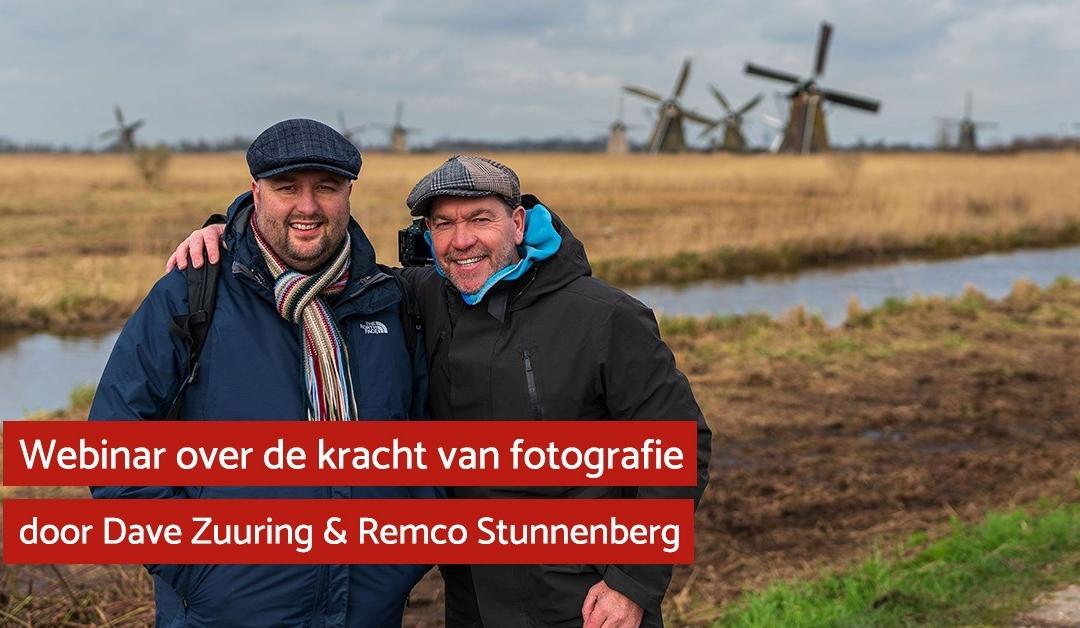 De kracht van fotografie behind the scenes