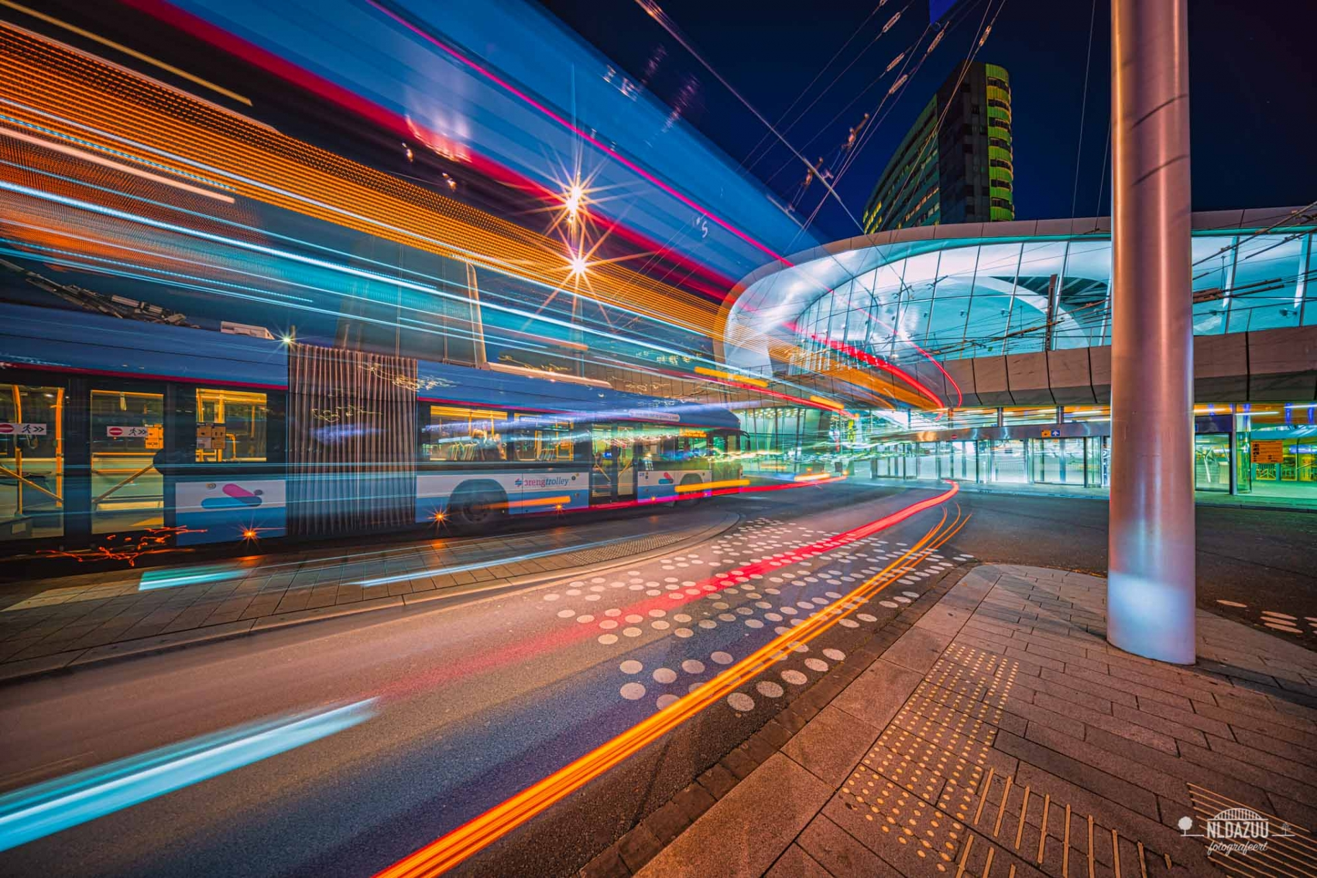 Arnhem Centraal station dynamiek